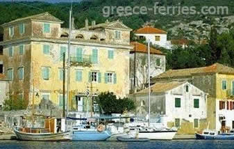Architecture of Paxi Greek Islands Ionian Greece
