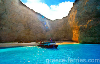 Zakynthos Greek Islands Ionian Greece