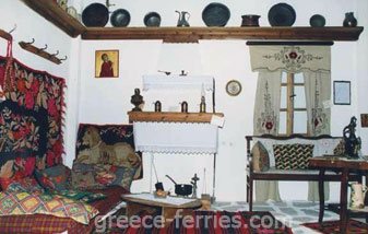 Folklore Museum of Limenaria Thassos North Aegean Greek Islands Greece