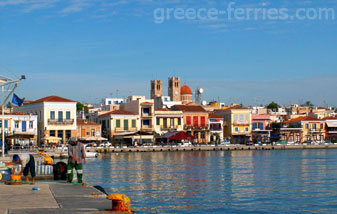 Aegina Greek Islands Saronic Greece