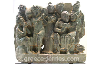 Mythology of of Aegina Greek Islands Saronic Greece