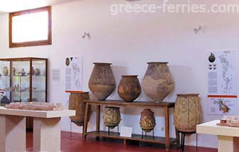 Archaeological Museum of Aegina Greek Islands Saronic Greece