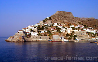 Hydra Greek Islands Saronic Greece