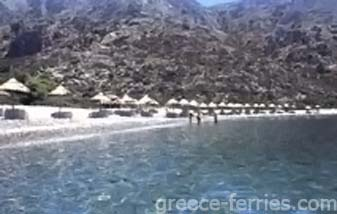 Agios Nikolaos Beach Hydra Greek Islands Saronic Greece