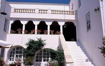 Historical Folklore Museum Spetses Greek Islands Saronic Greece