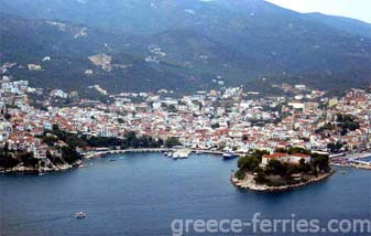 Skiathos Sporades Greek Islands Greece