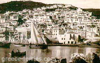 History Skopelos Sporades Greek Islands Greece