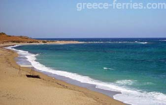 Girismata Beach Skyros Greek Islands Sporades Greece