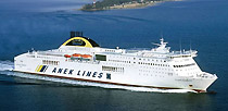 Anek Ferries Schedules, Prices & Offers