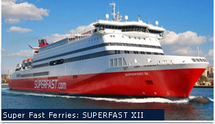 Superfast Ferries - Superfast XII