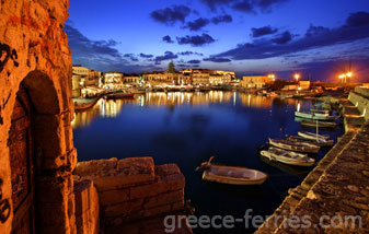 Rethymno Crete Greek Islands Greece