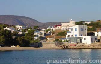 Iraklia Greek Islands Cyclades Greece