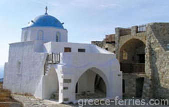 Agios Georgios Astypalea Dodecanese Greek Islands Greece