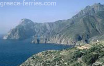 Mesochori Karpathos Dodekanesse Greek Islands Greece