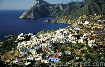Olympos Karpathos Dodekanesse Greek Islands Greece