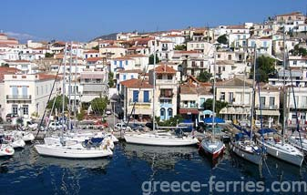 Poros Greek Islands Saronic Greece
