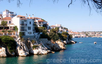 Skiathos Greek Islands Sporades Greece